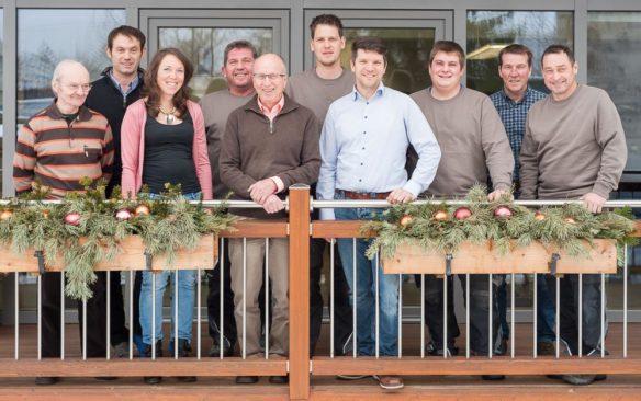 Das Wintergarten Team