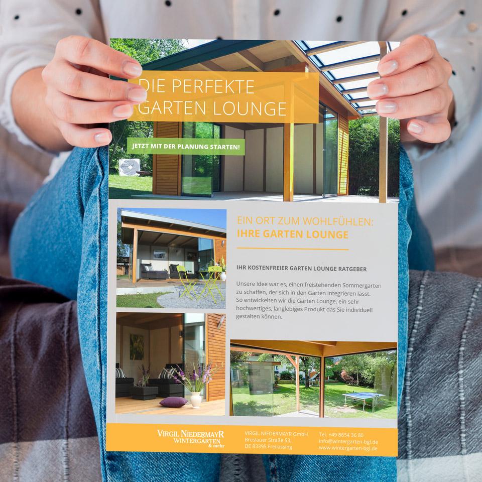 Sommergarten / Garten Lounge / Gartenhaus Checkliste